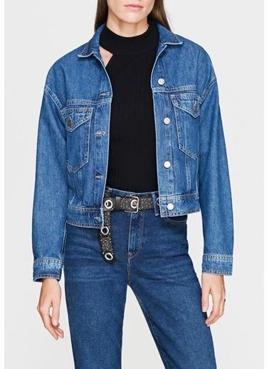 Mavi Jean Ceket | Rosa - Regular İndigo